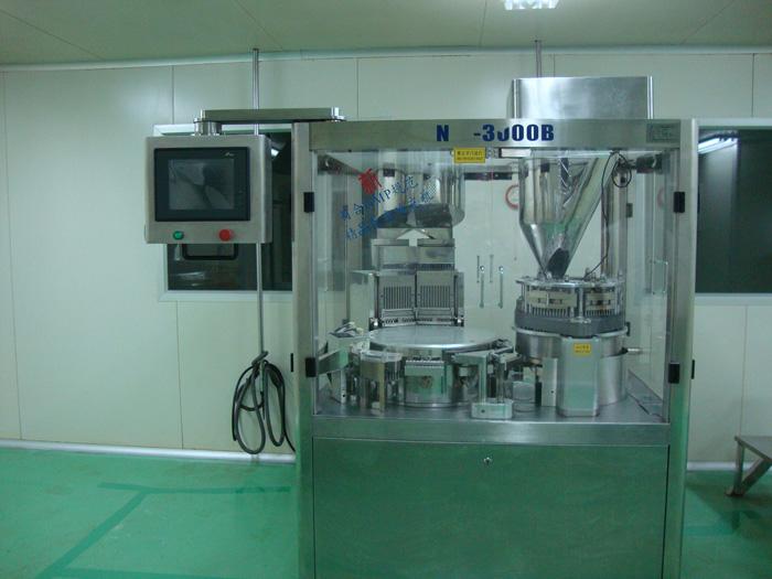 胶囊灌装机